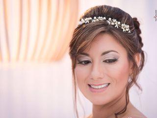 El matrimonio de Andrea Lozano  y Alvaro Amador  1