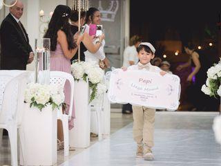 El matrimonio de Andrea Lozano  y Alvaro Amador  3