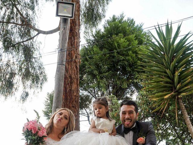 El matrimonio de Andrés y Tatiana en La Calera, Cundinamarca 5