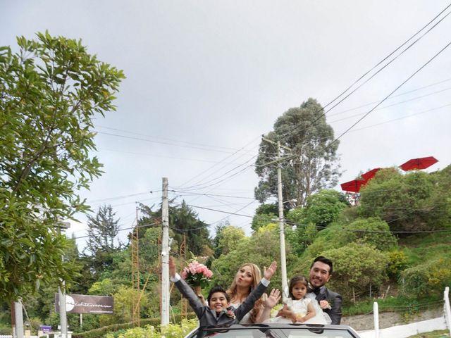El matrimonio de Andrés y Tatiana en La Calera, Cundinamarca 6