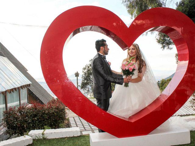 El matrimonio de Andrés y Tatiana en La Calera, Cundinamarca 1