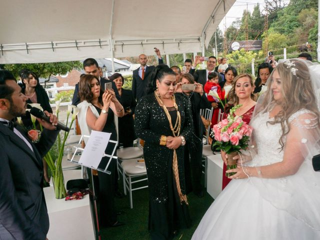 El matrimonio de Andrés y Tatiana en La Calera, Cundinamarca 8