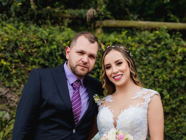 El matrimonio de Christopher y Jessica en Medellín, Antioquia 13