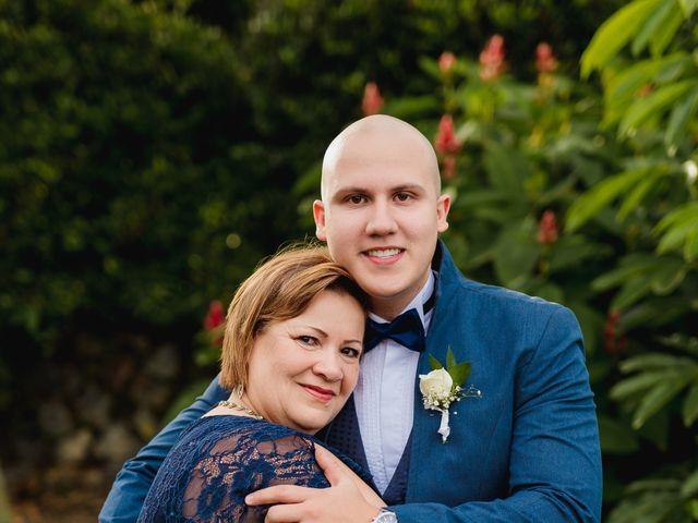 El matrimonio de Christopher y Jessica en Medellín, Antioquia 17