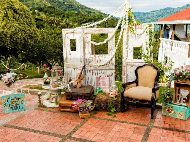 El matrimonio de Christopher y Jessica en Medellín, Antioquia 23