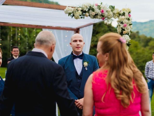 El matrimonio de Christopher y Jessica en Medellín, Antioquia 24
