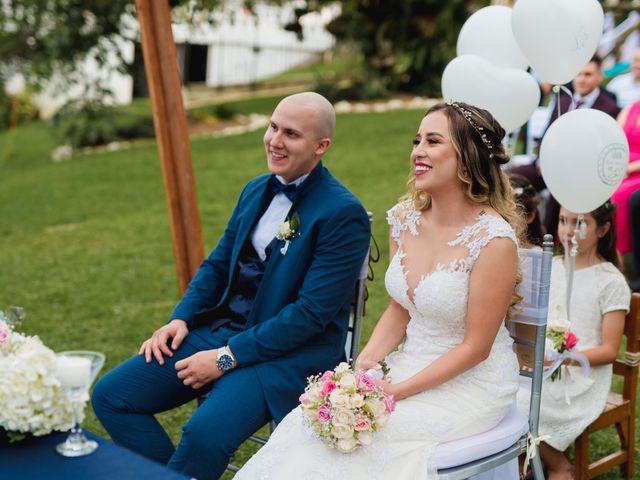 El matrimonio de Christopher y Jessica en Medellín, Antioquia 26