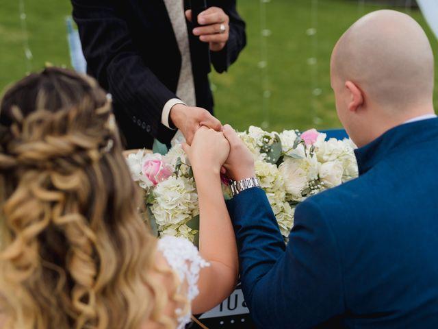 El matrimonio de Christopher y Jessica en Medellín, Antioquia 28
