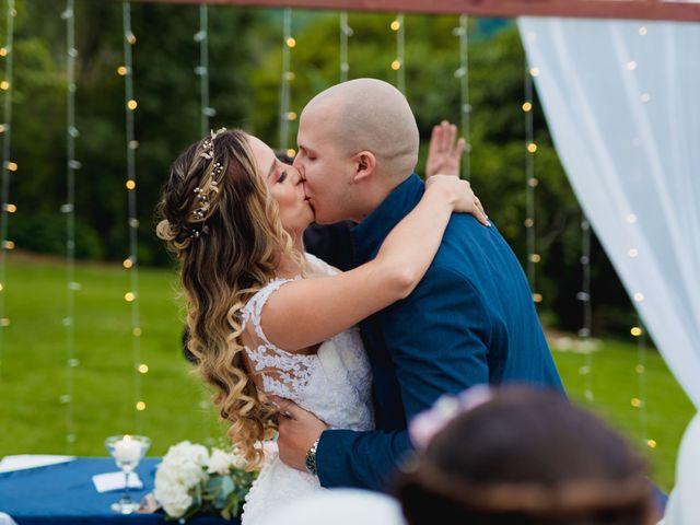 El matrimonio de Christopher y Jessica en Medellín, Antioquia 29