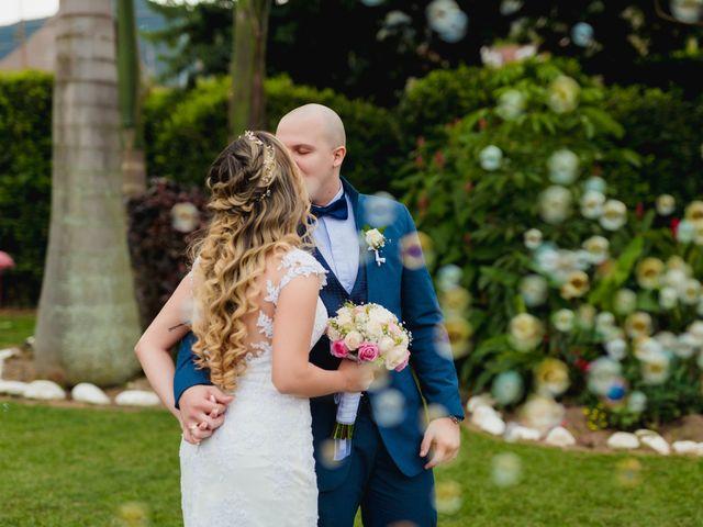 El matrimonio de Christopher y Jessica en Medellín, Antioquia 31