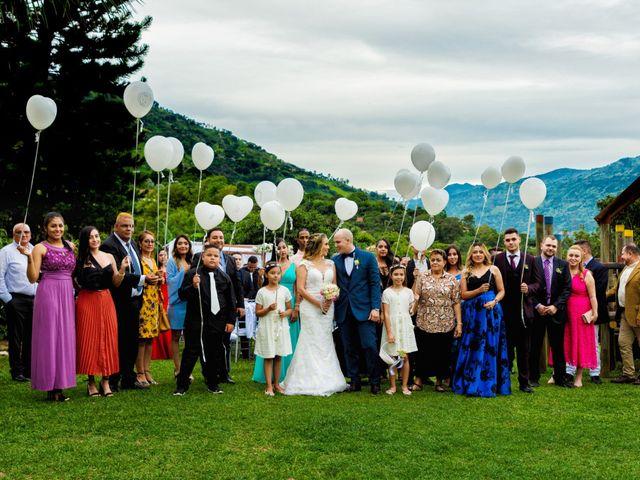 El matrimonio de Christopher y Jessica en Medellín, Antioquia 32