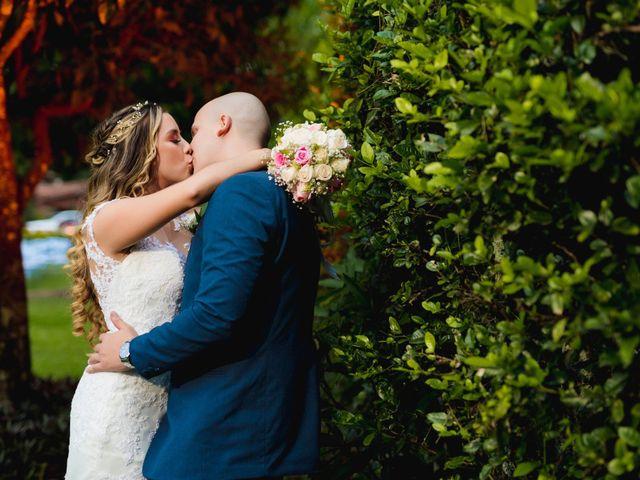 El matrimonio de Christopher y Jessica en Medellín, Antioquia 34