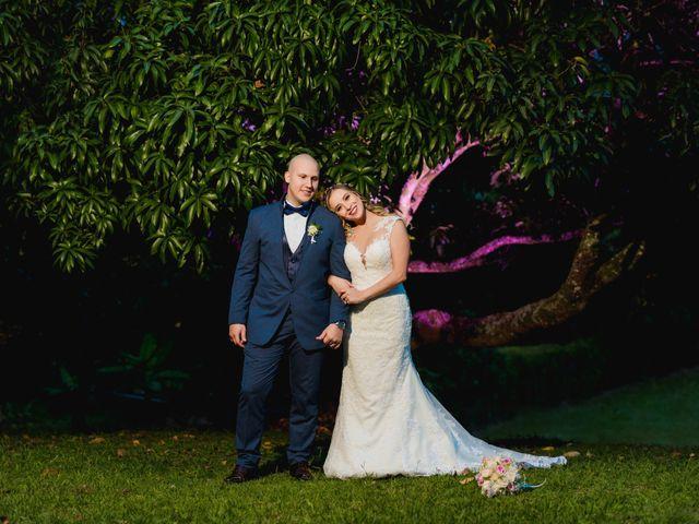 El matrimonio de Christopher y Jessica en Medellín, Antioquia 36