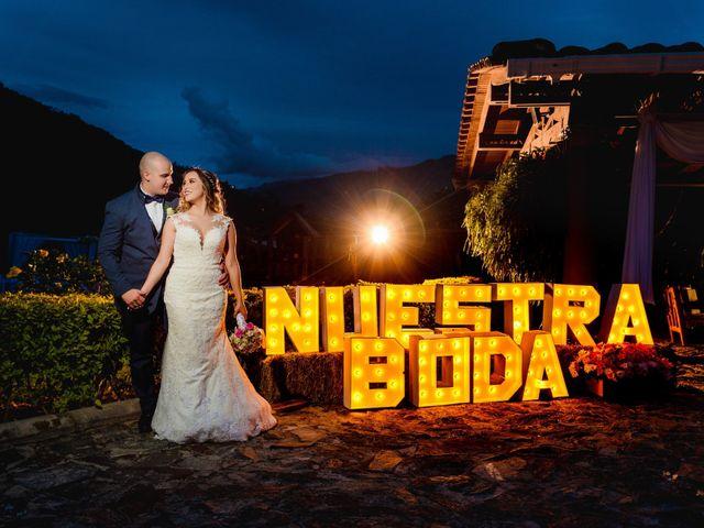 El matrimonio de Christopher y Jessica en Medellín, Antioquia 38