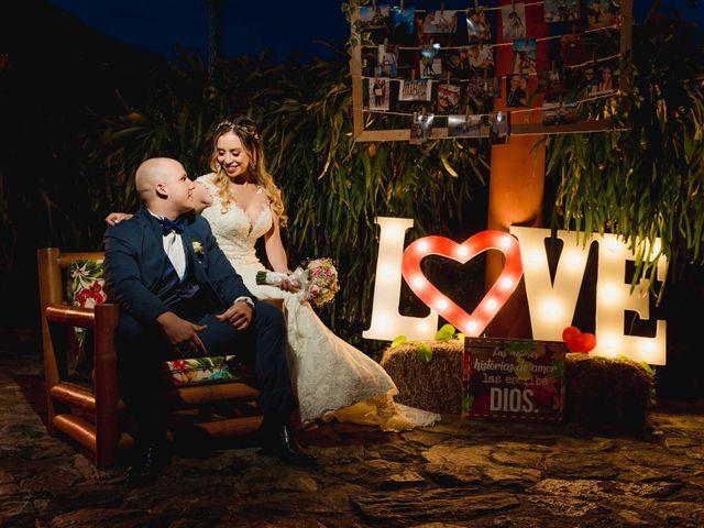 El matrimonio de Christopher y Jessica en Medellín, Antioquia 40