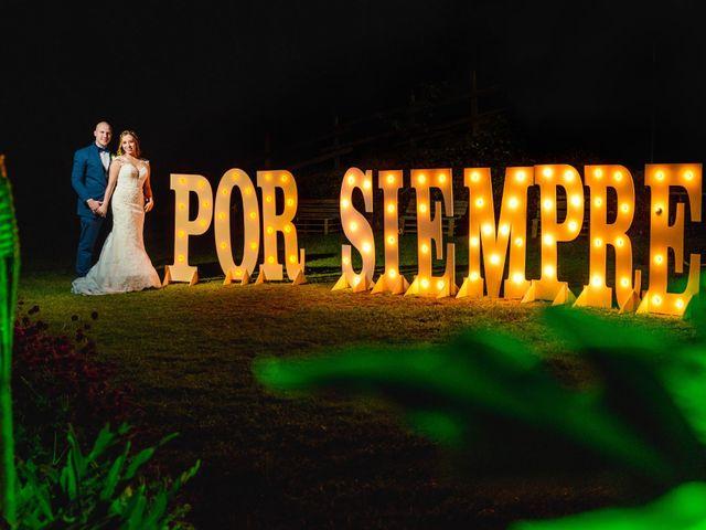 El matrimonio de Christopher y Jessica en Medellín, Antioquia 43