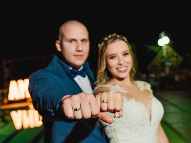 El matrimonio de Christopher y Jessica en Medellín, Antioquia 45