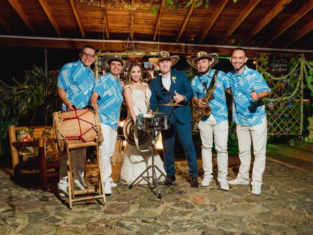 El matrimonio de Christopher y Jessica en Medellín, Antioquia 46