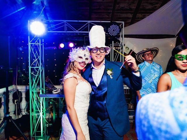 El matrimonio de Christopher y Jessica en Medellín, Antioquia 47