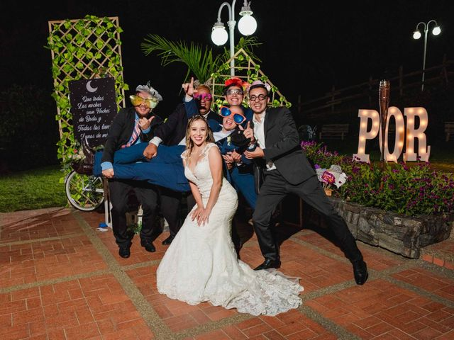 El matrimonio de Christopher y Jessica en Medellín, Antioquia 48