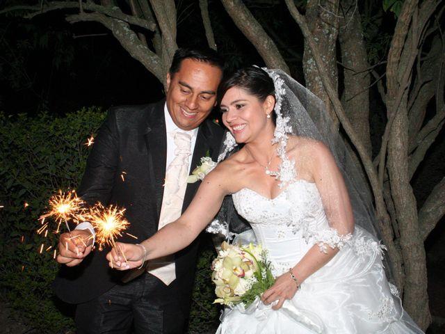 El matrimonio de Lorena y Yeison