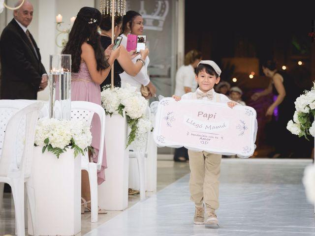 El matrimonio de Alvaro Amador  y Andrea Lozano  en Cartagena, Bolívar 5