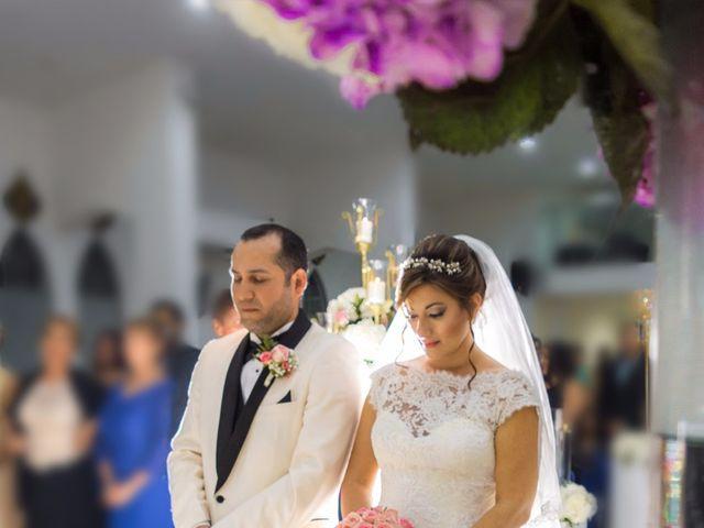 El matrimonio de Alvaro Amador  y Andrea Lozano  en Cartagena, Bolívar 7