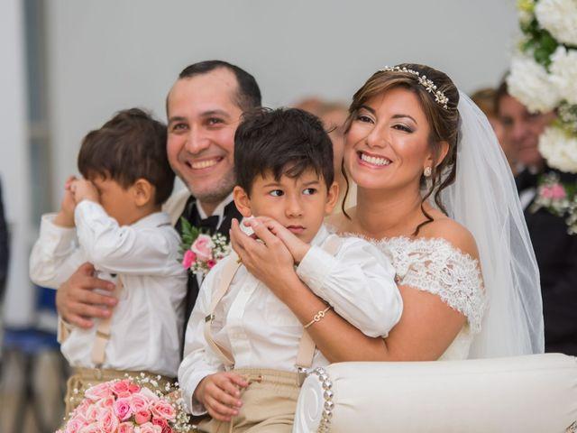 El matrimonio de Alvaro Amador  y Andrea Lozano  en Cartagena, Bolívar 12