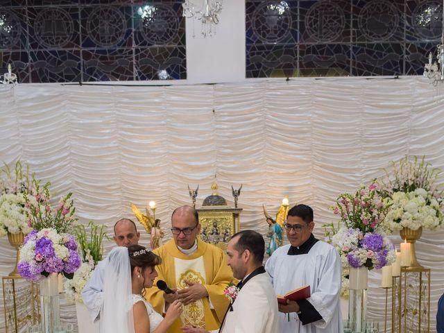 El matrimonio de Alvaro Amador  y Andrea Lozano  en Cartagena, Bolívar 30
