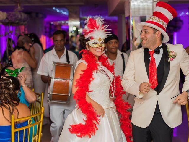 El matrimonio de Alvaro Amador  y Andrea Lozano  en Cartagena, Bolívar 2