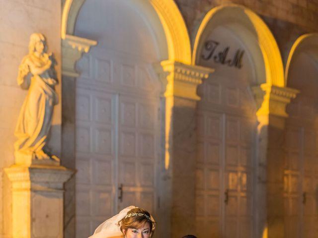 El matrimonio de Alvaro Amador  y Andrea Lozano  en Cartagena, Bolívar 42