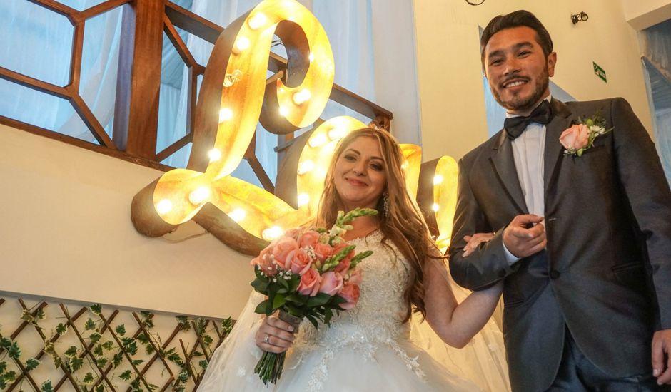 El matrimonio de Andrés y Tatiana en La Calera, Cundinamarca