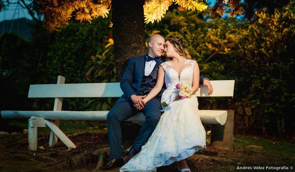 El matrimonio de Christopher y Jessica en Medellín, Antioquia