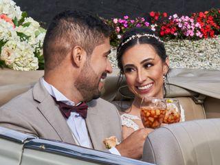 El matrimonio de Marcela  y Vargas