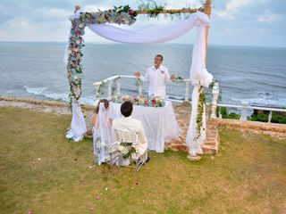 El matrimonio de Daniela y Vladimir 3