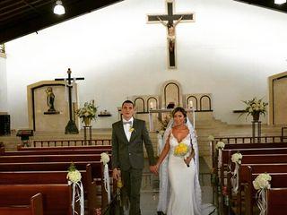 El matrimonio de Alexandra  y Felipe 1