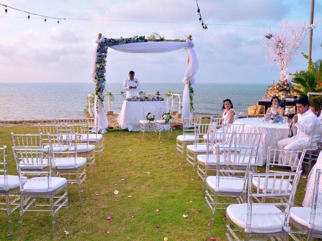 El matrimonio de Vladimir y Daniela en Barranquilla, Atlántico 3