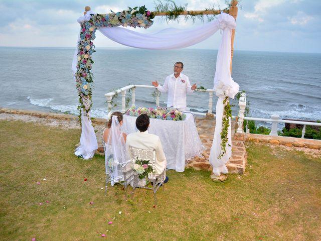 El matrimonio de Vladimir y Daniela en Barranquilla, Atlántico 4