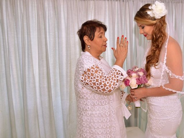 El matrimonio de Vladimir y Daniela en Barranquilla, Atlántico 13