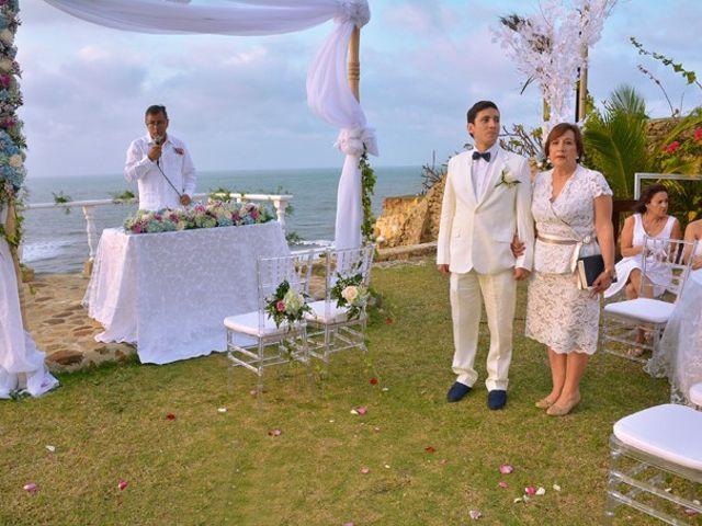 El matrimonio de Vladimir y Daniela en Barranquilla, Atlántico 20