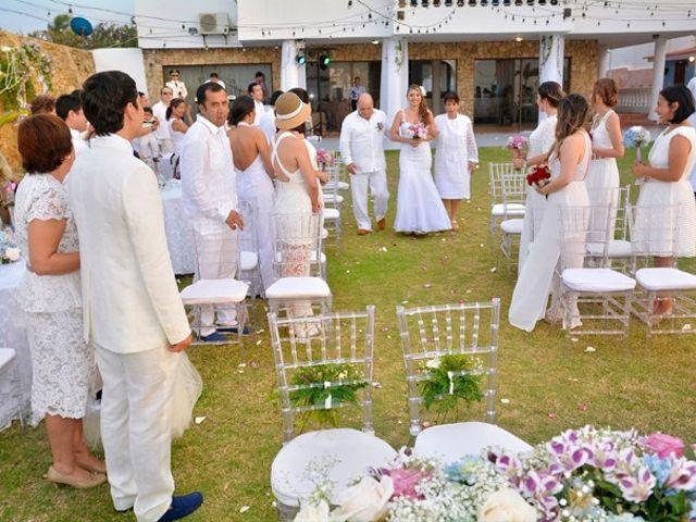 El matrimonio de Vladimir y Daniela en Barranquilla, Atlántico 24