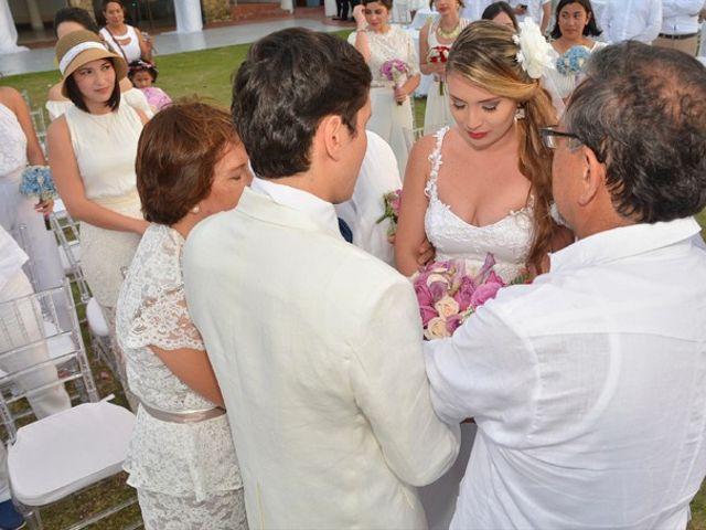 El matrimonio de Vladimir y Daniela en Barranquilla, Atlántico 25