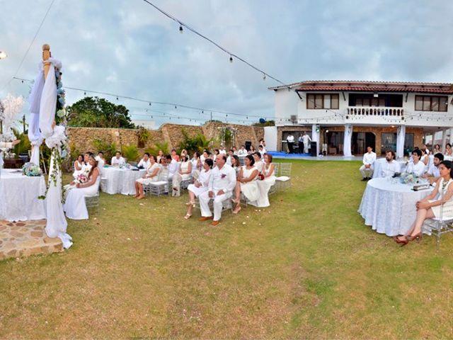 El matrimonio de Vladimir y Daniela en Barranquilla, Atlántico 31