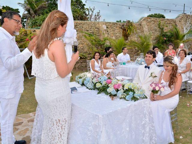 El matrimonio de Vladimir y Daniela en Barranquilla, Atlántico 33
