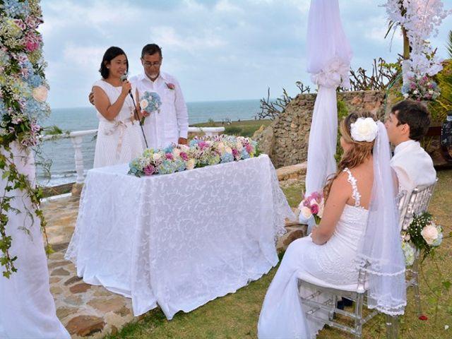 El matrimonio de Vladimir y Daniela en Barranquilla, Atlántico 34