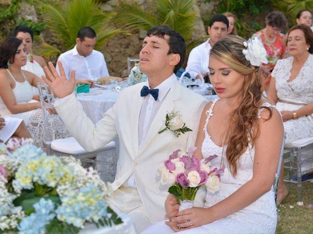 El matrimonio de Vladimir y Daniela en Barranquilla, Atlántico 35