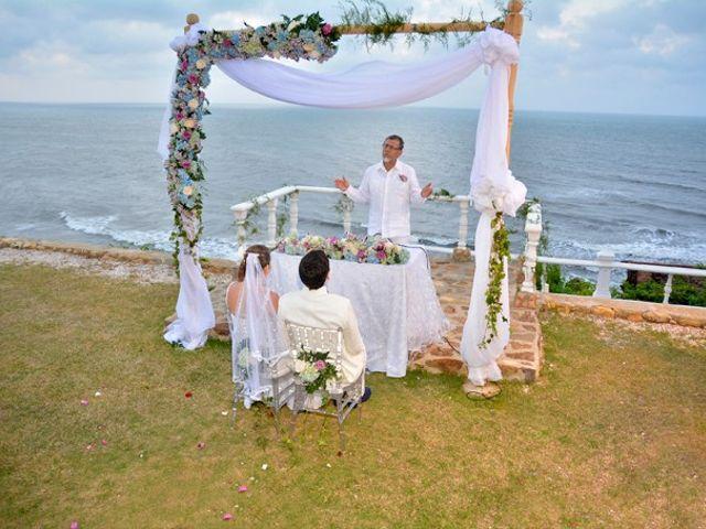 El matrimonio de Vladimir y Daniela en Barranquilla, Atlántico 37