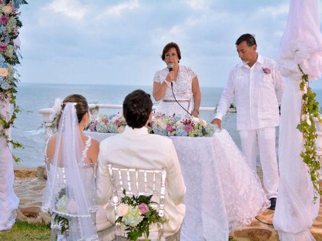 El matrimonio de Vladimir y Daniela en Barranquilla, Atlántico 38