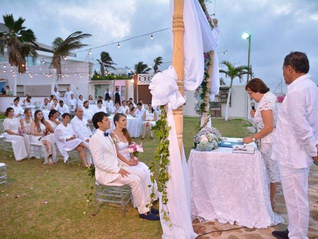 El matrimonio de Vladimir y Daniela en Barranquilla, Atlántico 39