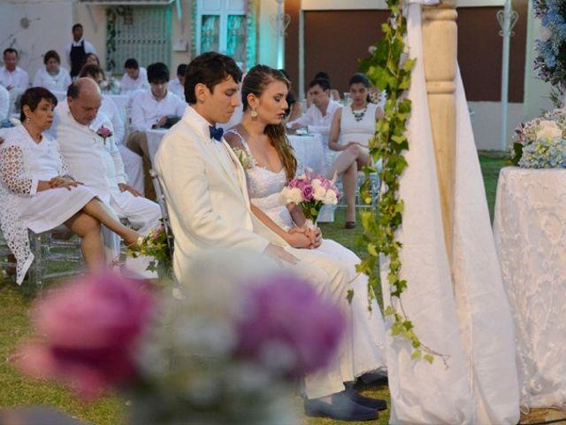 El matrimonio de Vladimir y Daniela en Barranquilla, Atlántico 40